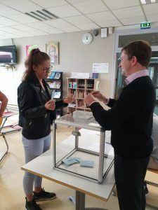 Read more about the article Elections délégué de seconde
