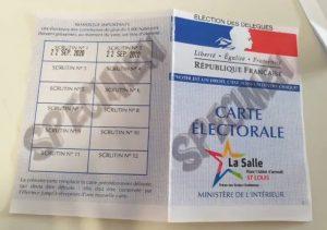 Election délégué 2nde