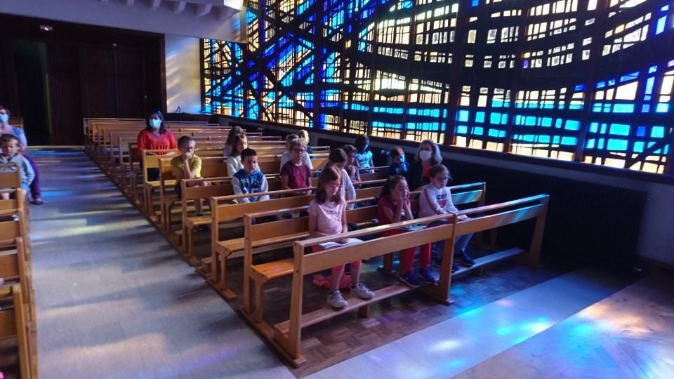 You are currently viewing Les enfants ont repris le chemin de la catéchèse