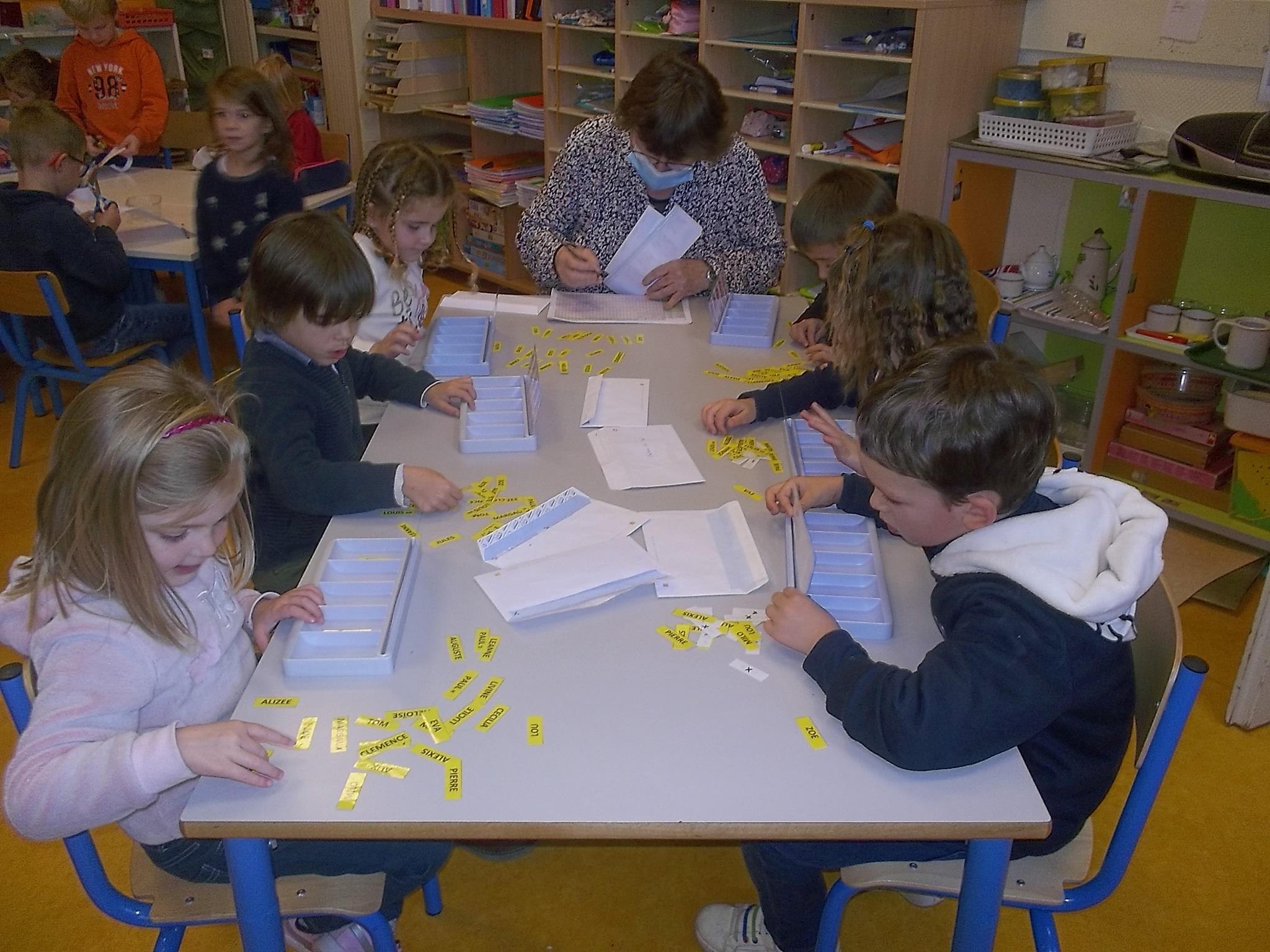 Vivre et grandir en maternelle