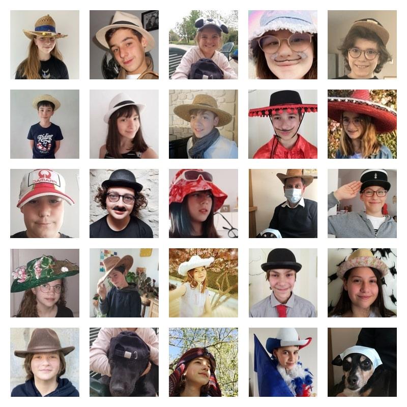 Journée Chapeau